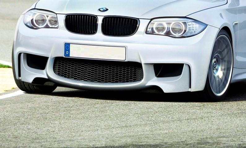 Moulure de pare-choc avant droit BMW Série 1 E81//E87 04-07