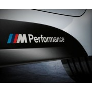 M3 M5 M6 PLAQUETTE AR BMW PERFORMANCE