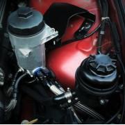 BOITIER FILTRE A HUILE COMPETITION M60 M62 S62 M70 M73 M73N V8 V12 AVEC RADIATEUR D HUILE