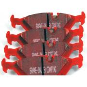 PLAQUETTE ARRIERE EBC  RED STUFF DP3447C 34211158912