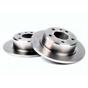 E30 M3 DISQUES AR 282x12mm Groupe N