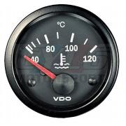 MANOMETRE VDO Cockpit température d'eau Ø52mm