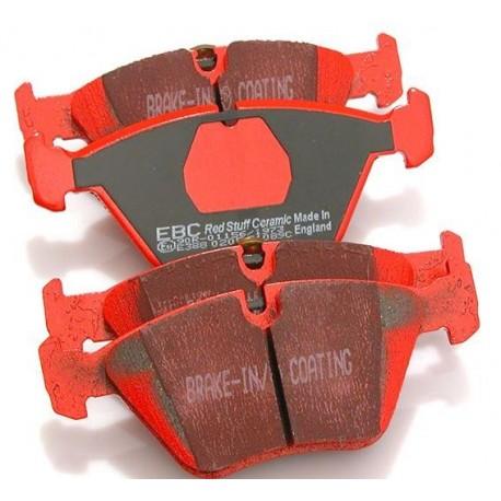 E36/E34/E32 PLAQUETTES AV EBC RED STUFF