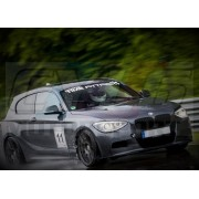 F20 F21 KIT LAME AVANT COMPLET BMW PERFORMANCE