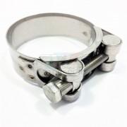 Collier en acier inoxydable - Ø 64-67 mm