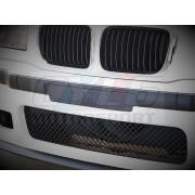 BAGUETTE CENTRALE LOGO BMW POUR PARE-CHOCS M