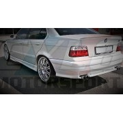E36 BERLINE FEUX AR ROUGE BLANC CRYSTAL