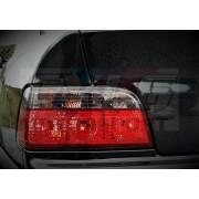 E36 COUPE/CABRIO FEUX AR ROUGE NOIR CRYSTAL