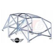 ARCEAU 6 POINTS A BOULONNER CAGE MINI COOPER S - R55/56/57