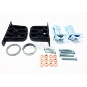 E36 325I 328I KIT FIX SILENCIEUX BMW SERIE 3