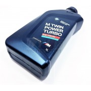 10W60 HUILE MOTEUR BMW Shell M Twin Power Turbo SAE 10W-60 Série M