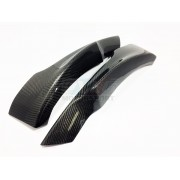 E92 PAIRES DE MOUSTACHES M-TECHNIC CARBONE