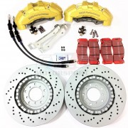 E46 M3 KIT FREIN BMW PERFORMANCE 6 PISTONS