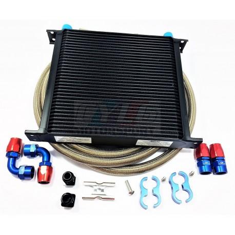 KIT RADIATEUR D HUILE MOCAL N54 / N55 / S54 / S50 / M54 / M30 BMW GRAND CAPACITE