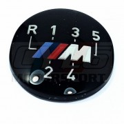 PASTILLE M OVALE 5 VITESSES BMW ORIGINE 25111221613