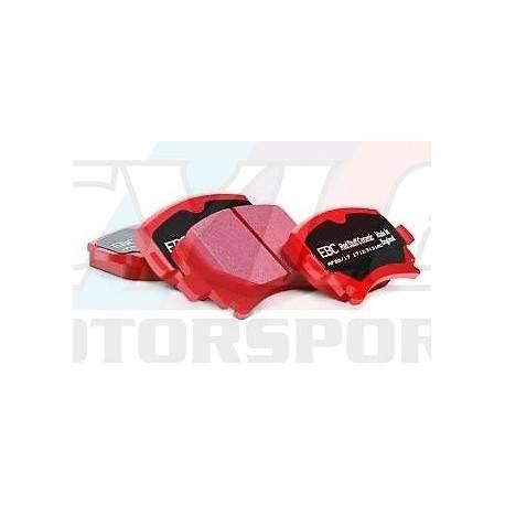F2X F3X PLAQUETTE DE FREIN ARRIERE EBC RED STUFF DP32132C