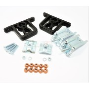 E36 M50/M52 320 323 KIT FIX SILENCIEUX