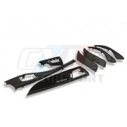PLACAGES INTERIEURE CARBONE ALCANTARA BMW PERFORMANCE F20 F21