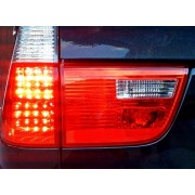 X5 E53 99-06 FEUX AR LED ROUGE-BLANC