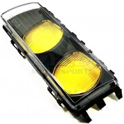E36 LENTILLE PHARE AVG JAUNE BMW ORIGINE