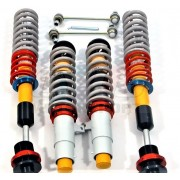 E90 E92 KIT LW COILOVER HiLOW 2 race 0/65MM