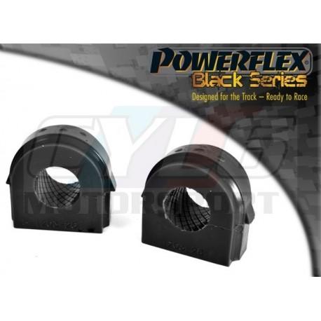 PFF5-1210-22.5BLK KIT SILENT-BLOCS AR DE BARRE ANTI-ROULIS 22.5mm M1 M3 1M POWERFLEX BLACK