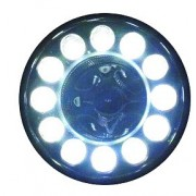 Mini 07-10 R56/57 FEUX DIURNES LED CHROME