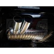 E90 E91 316I 318I SILENCIEUX Eisenmann 2x76mm BMW SERIE 3