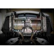 E90 E91 335i 335xi SILENCIEUX Eisenmann 2x102mm BMW SERIE 3