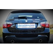 E90 E91 335d SILENCIEUX Eisenmann 2x90mm BMW SERIE 3