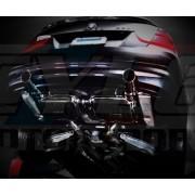 E90 E91 335d SILENCIEUX Eisenmann 2x102mm BMW SERIE 3