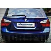 E90 E91 335d SILENCIEUX Eisenmann 4x76mm BMW SERIE 3