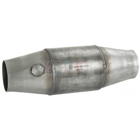 Ø76.0 200 CPSI EURO 5 CATALYSEUR SPORT INOX A SOUDER