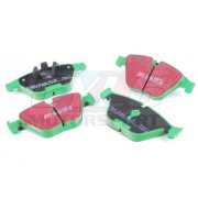 E9X E84 PLAQUETTES AV EBC GREEN STUFF DP21512 34116780711
