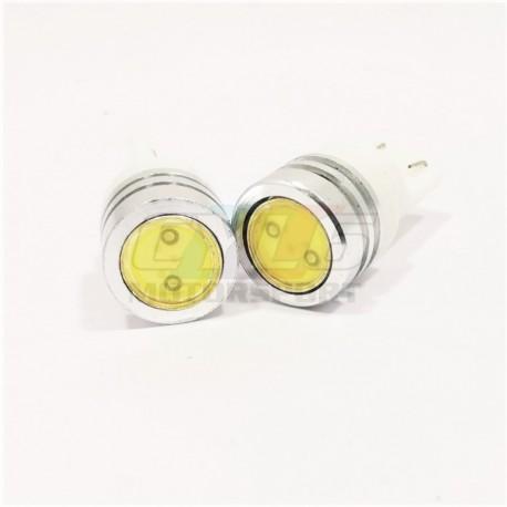 AMPOULE LED SUPER BLANCHE T10 HP 1W 63217160797