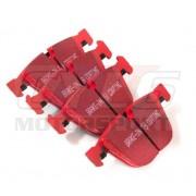 6X/E7X/E9X PLAQUETTES ARRIERE EBC RED STUFF DP41451C 34216768471