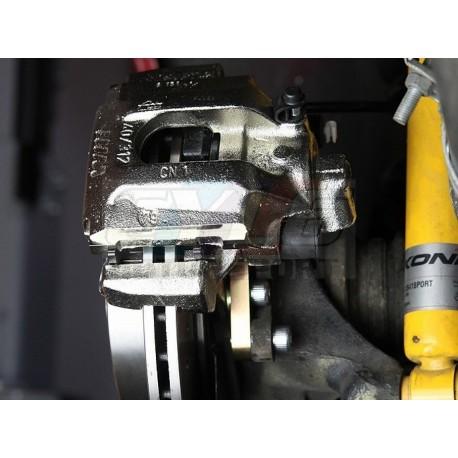 E30 KIT CALE AR ETRIER M3 E36 AVEC DISQUE AR 294x19