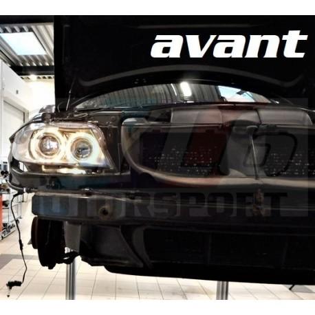 E90 E91 KIT LED ANGEL EYES POUR XENON ORIGINE