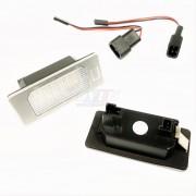 ECLAIRAGE PLAQUE LED E46/E80/E81/E82/E88