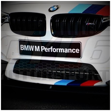 PLAQUES BMW M PERFORMANCE