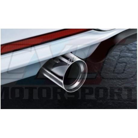 EMBOUT CHROME M PERFORMANCE POUR SILENCIEUX BMW PERFORMANCE