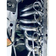 E30 E34 COLLECTEUR INOX POUR M20 BMW SERIE 3 320I 323I 325I