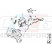 CONVERTISSEUR DE PRESSION BMW MINI ORIGINE 11657599547 11-65-7-599-547 11657566781 11657595373