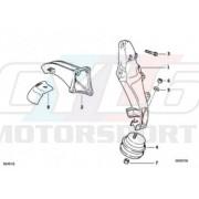 SUPPORT MOTEUR DROIT BMW ORIGINE 11811137015 11-81-1-137-015