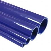 Tube droit silicone longueur 1m