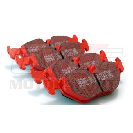 E30/E36/E34/E32/Z3 PLAQUETTES AR EBC RED STUFF DP3690C 34216761253