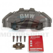 E82 E88 135I ETRIER GRIS AVG 6 PISTONS BMW PERFORMANCE