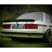 BECQUET PLASTIQUE M-TECH 1 BMW SERIE 3 E30 MTECH