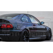 E46 COUPE -03/03 FEUX AR LED FACELIFT ROUGE NOIR BMW SERIE 3 E46 COUPE