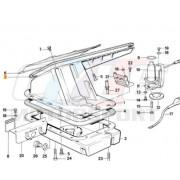 E30 M10 S14 JOINT INFERIEUR DE CARTER BMW ORIGINE 11131727983